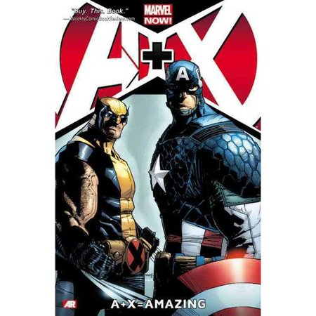 A+X 2: = Amazing (Marvel Now) by