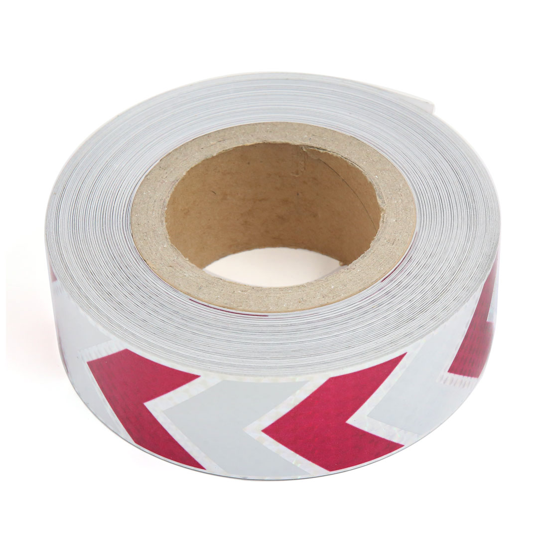 50M Long Arrows Printed Reflective Safety Warning Tape Film Conspicuity Sticker