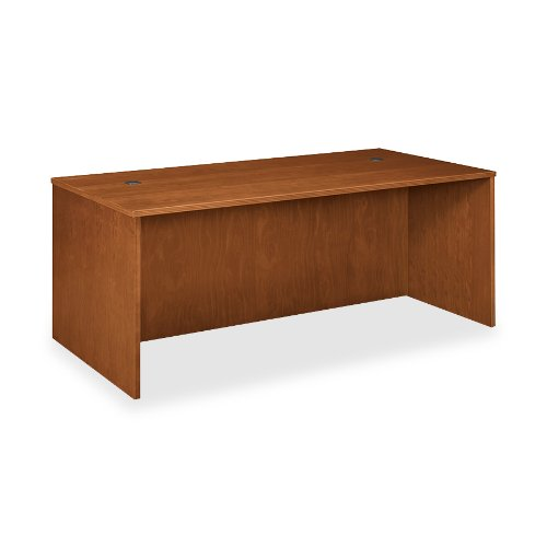 "BASYX By Hon Bw Series Rectangular Top Desk Shell - 72"" W..."