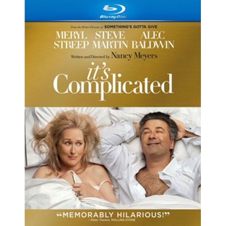 It's Complicated (Blu-ray)](It's A B Movie Halloween)