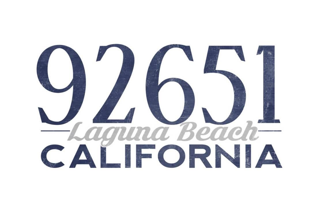 Laguna beach california zip code