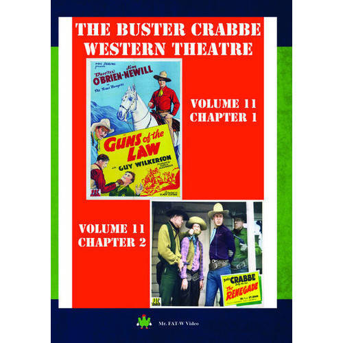 Buster Crabbe Western Theatre Vol 11 by