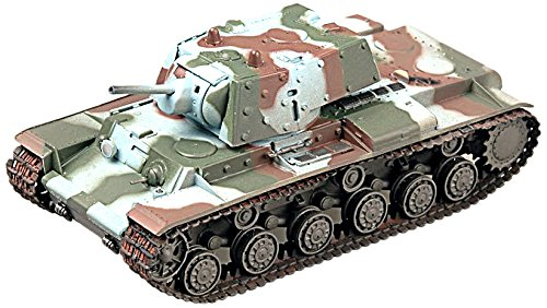 KV-1E Heavy Tank Finland Army Die Cast Military Land Vehicles, 1 72nd scale By Easy Model by