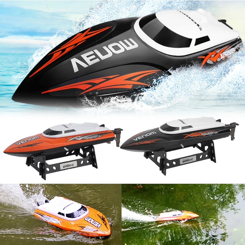 Hot Sale NEW 2.4GHz High Speed Remote Control USB Boat Re...