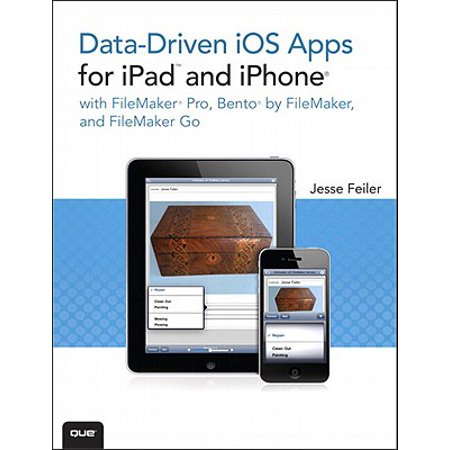 Data-driven iOS Apps for iPad and iPhone with FileMaker Pro, Bento by FileMaker, and FileMaker Go - (App Like Go Sms Pro For Iphone)