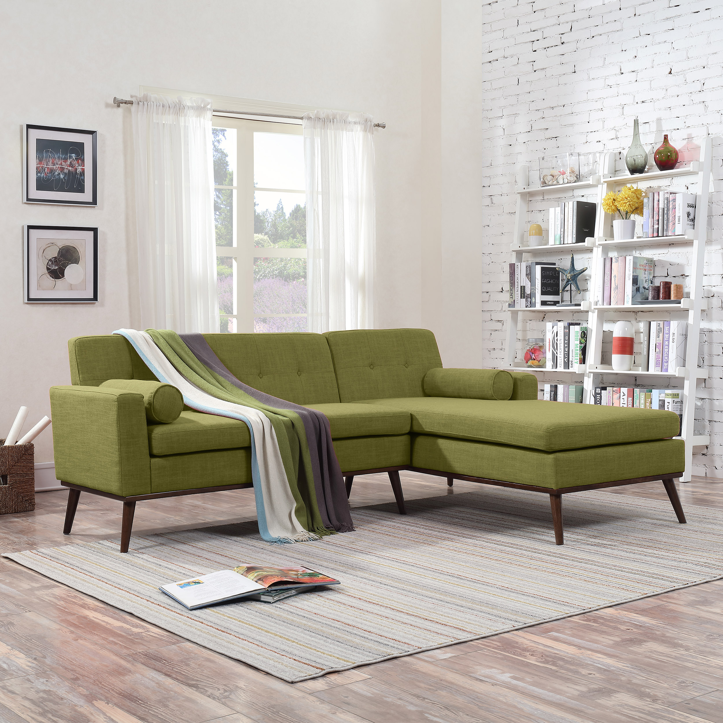 Sectional Sofas Couches Walmartcom