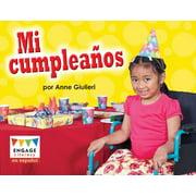 Mi cumpleaños - eBook