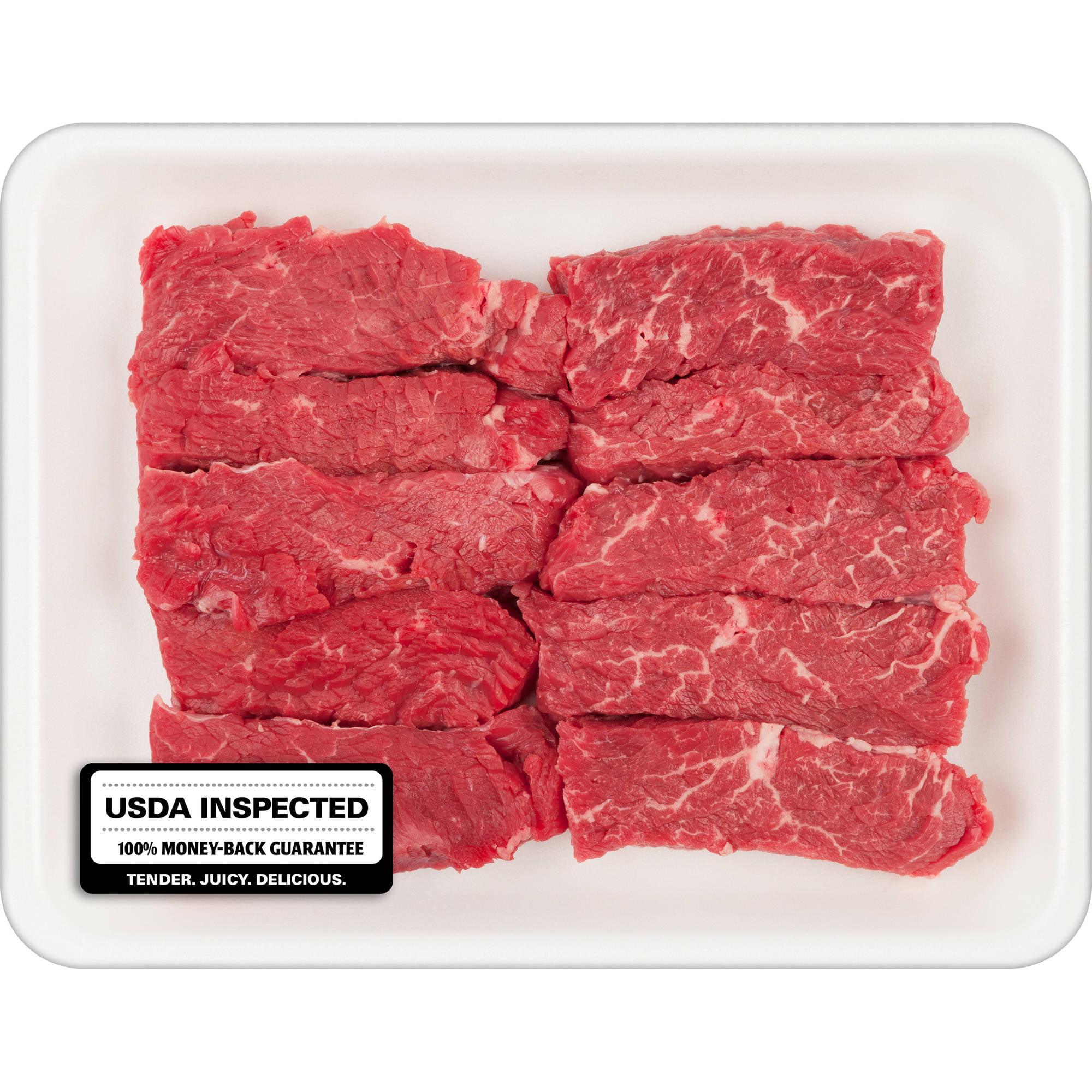 Beef Sirloin Steak Tips 1.54-2.47 lb