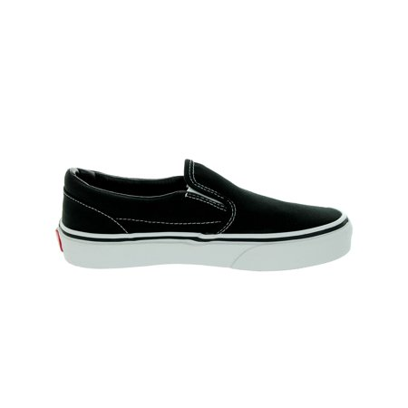 b869df5bbdd7 Vans - Vans Kids Classic Slip-On (Little Kid/Big Kid) Black/True ...