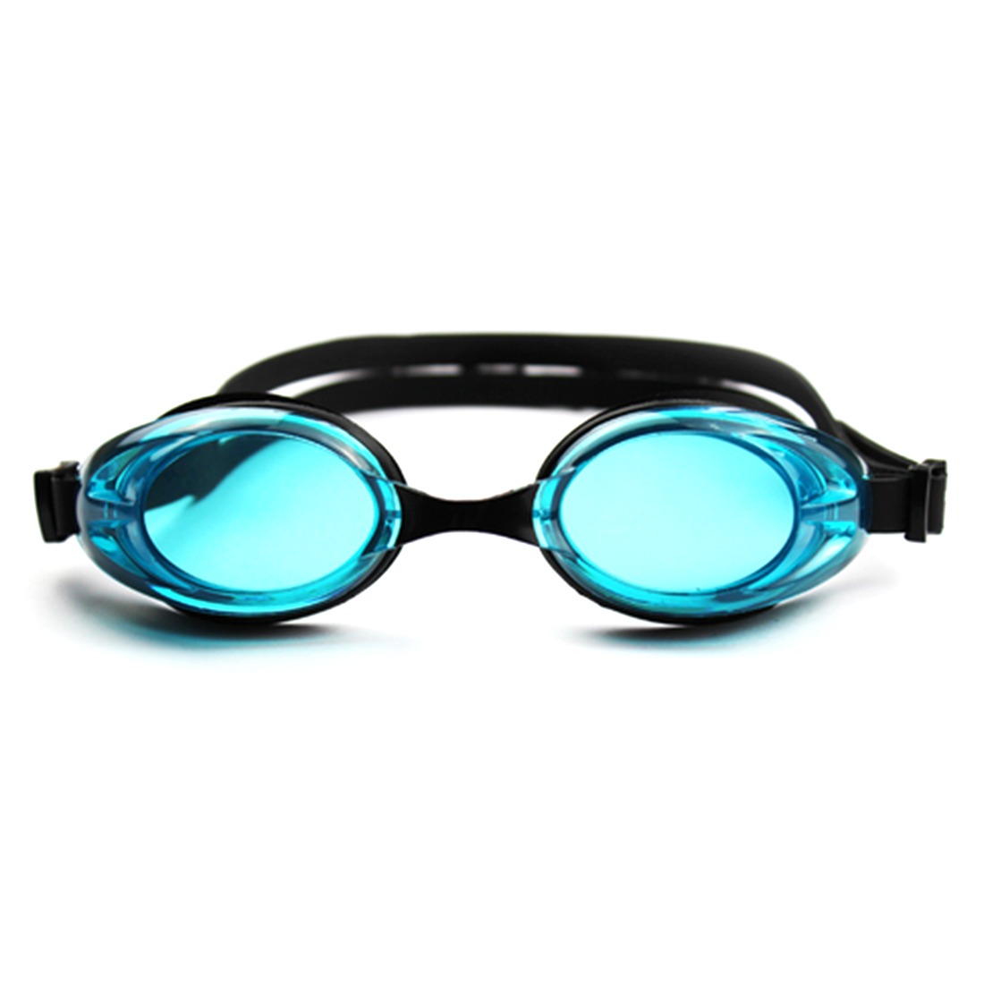 Children Diving Goggles Waterproof Anti-fog UV Protection Electroplating Swimming Glasses Lake Blue by