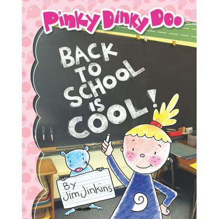 Pinky Dinky Doo: Back To School Is Cool! - eBook