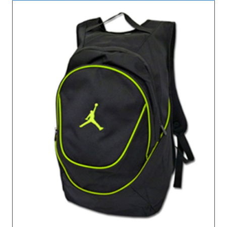 38f7559b34 Nike - Jordan Air Jumpman Backpack Book Bag-Black Green - Walmart.com