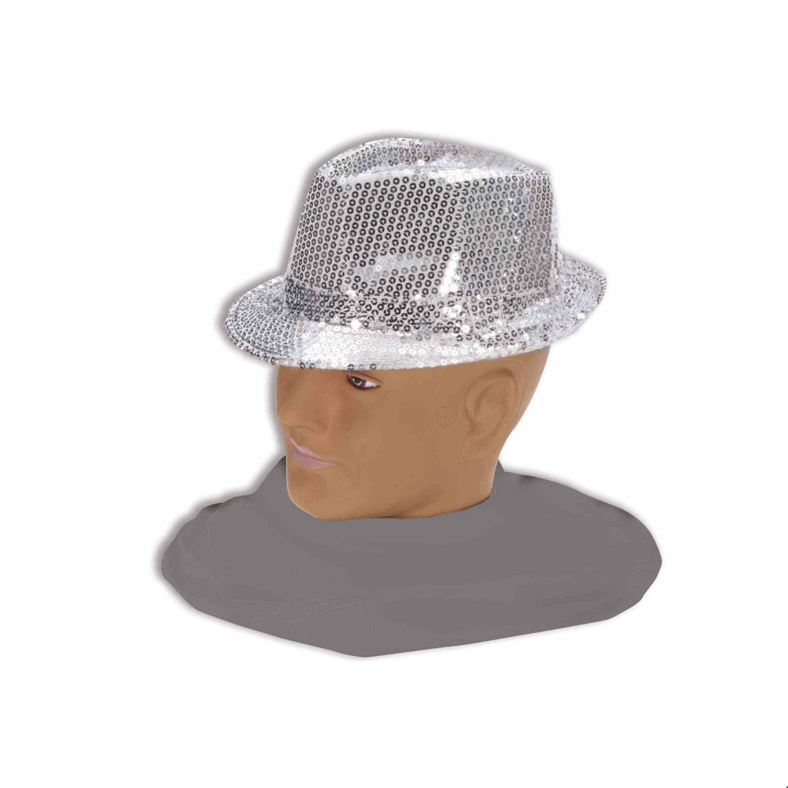 Silver Fedora Halloween Costume Accessory  sc 1 st  Walmart : mountie halloween costume  - Germanpascual.Com