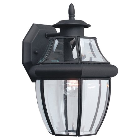 Sea Gull Lighting 8038 Lancaster 1 Light Outdoor Lantern Wall Sconce