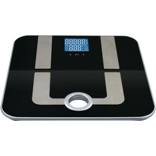 AWS Mercury PRO Body Fat Scale - Black