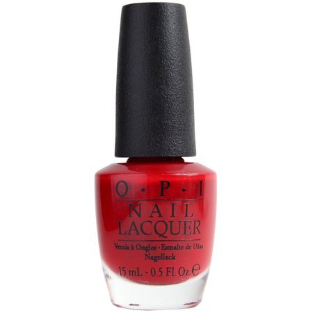 OPI Nail Lacquer Polish .5oz/15mL - E06 - All I Want For Christmas (Is OPI) - image 1 of 1