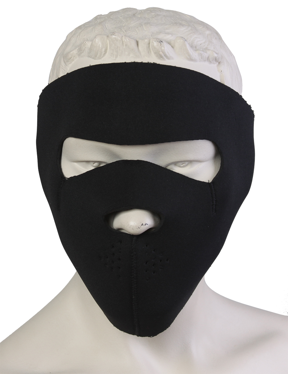 TopHeadwear Neoprene Full Face Mask, Black by