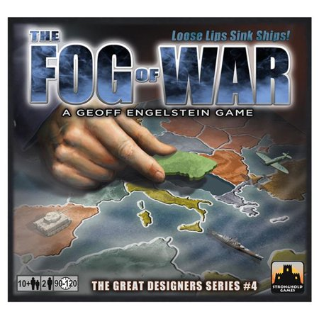 Stronghold Games SG4004 The Fog of War Board Game - image 2 de 2