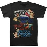 Street Fighter Men's  Show Me Your Moves Slim Fit T-shirt Black