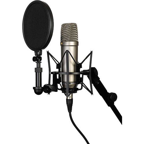 Generic Rode Nt 1a Anniversary Vocal Condenser Microphone Package