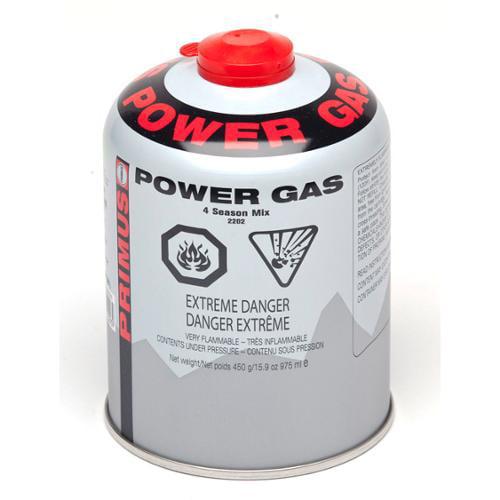 Primus 450 gram Power Gas Canister (16oz)  P-220293