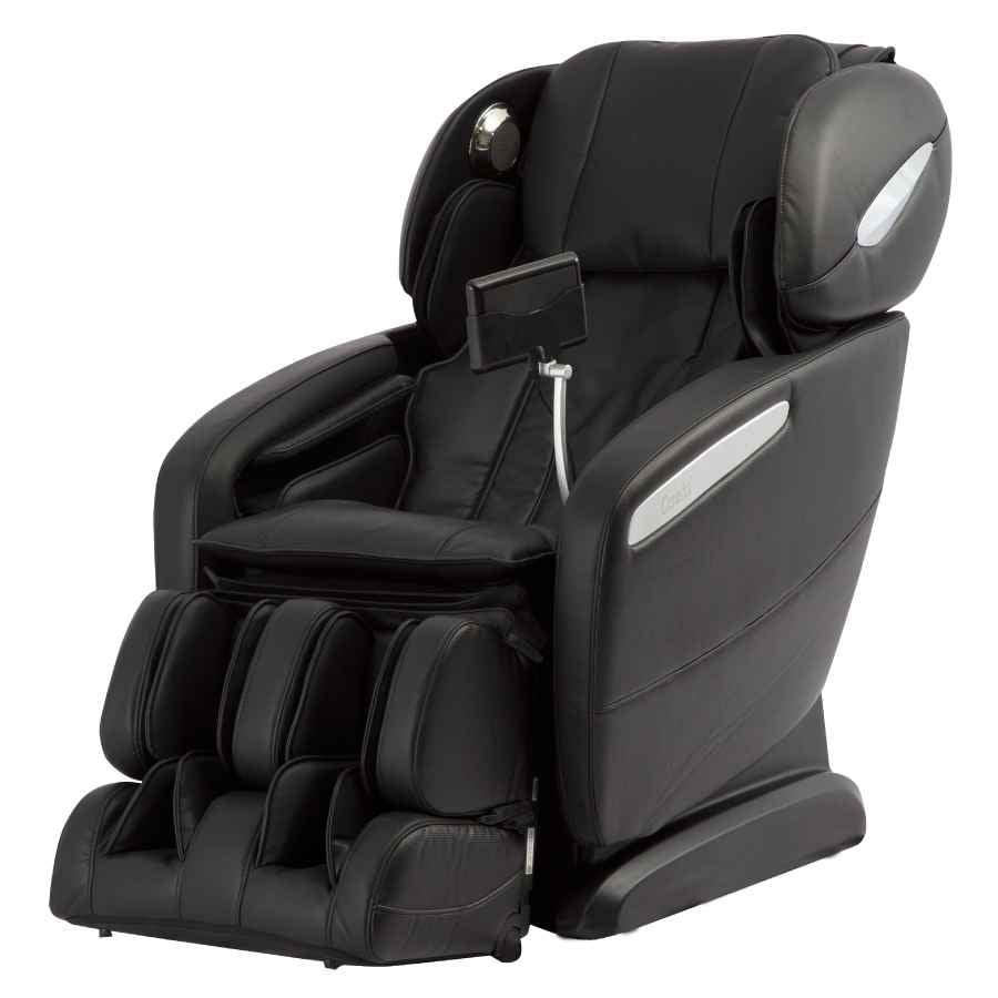 Osaki OS-Pro Maxim Zero Gravity S-Track Foot Roller Heat Therapy Black
