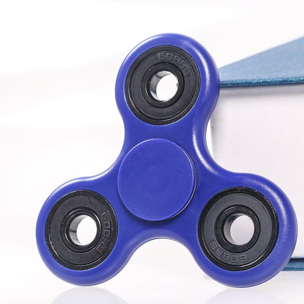 Fidget Spinner, AmyHomie Tri Fidget Hand Spinner, Ultra Fast Bearings Fidget  Toys for Adults and Kids - Walmart.com