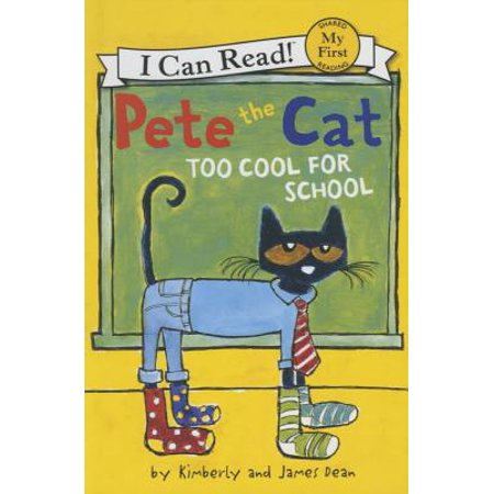 Pete the Cat : Too Cool for School - Candy Cat Too