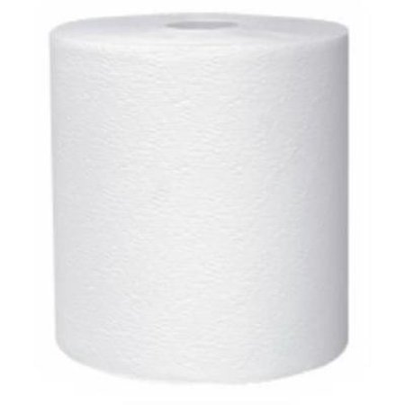 Kleenex White Hard Roll - White 8