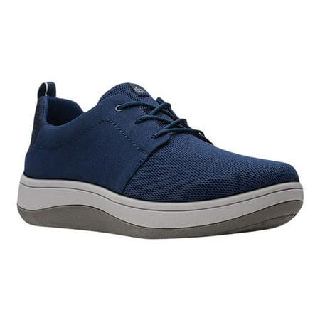 Men's Clarks Arla Free Sneaker (Leopard Sneakers Men)