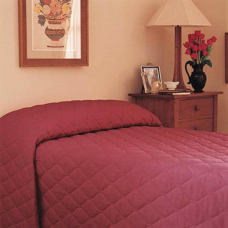 Fitted Bedspread (MARTEX MAINSPREAD CHIANTI Bedspread,Twin Fitted,Chianti)