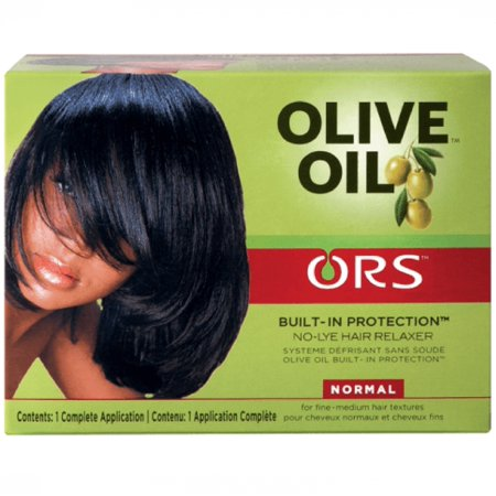 2 Pack - ORS Olive Oil No Lye Relaxer Kit, Normal 1