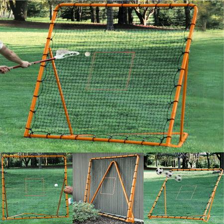 EZ Goal Lacrosse Practice Rebounder - Halloween Lacrosse Practice