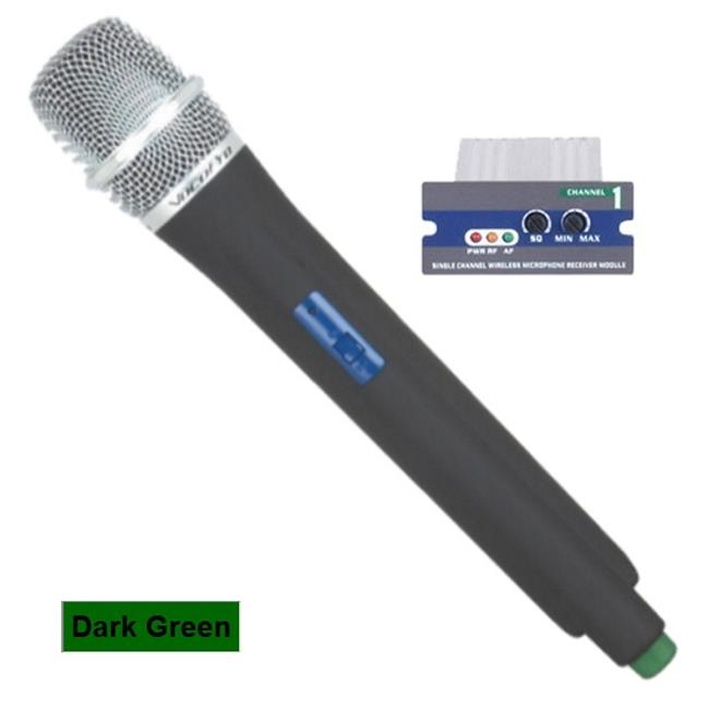 VocoPro UMH-Q UHF Module and Wireless Handheld Mic is compatible with the UHF-5800  PA-MAN  UHF-8800 and the PA-PRO 900