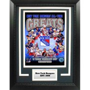 """NHL New York Rangers Greats 11"""" x 14"""" Deluxe Frame"""