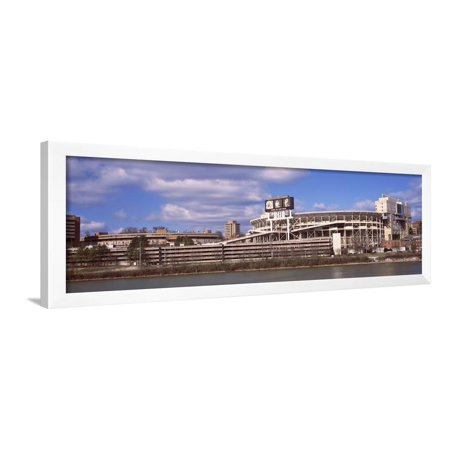 Neyland Stadium in Knoxville, Tennessee, USA Framed Print Wall Art ...