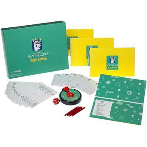 Talicor Scattergories Bible Edition Game