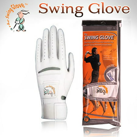 Dynamics Swing Glove - Golf Trainer, Mens, Left Hand (RH Player), Medium