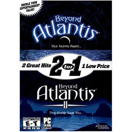 Beyond Atlantis (PC, 2000) Game ()
