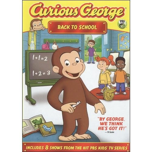 Curious George: Back To School (Full Frame)