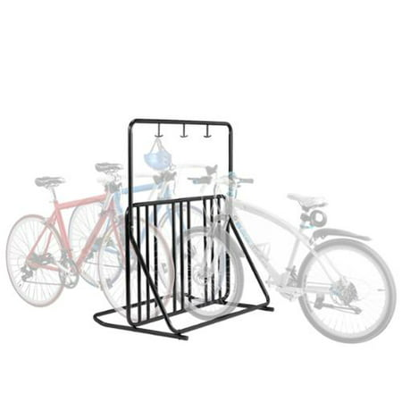 Rad Cycle Products Instant Park Pro Quality Six Bike Floor Stand