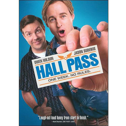 Warner Brothers Hall Pass Dvd Std Ws