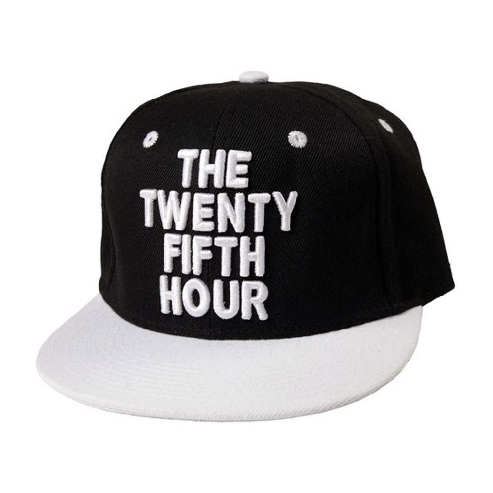 Terror Men's  The 25th Hour Snapback Baseball Cap Black