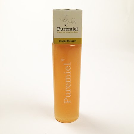 Puremiel Organic Raw Honey From Spain - Native Forest (12.3 ounce) ()