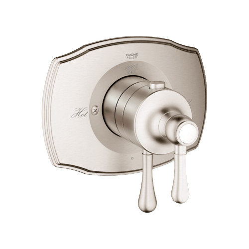 Grohe GrohFlex Authentic Single Function Thermostatic Trim with Control Module