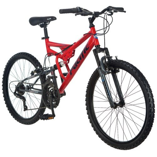 Pacific Boy's 24'' Chromium Mountain Bike
