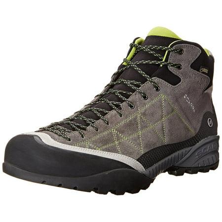 - Scarpa Men's Zen Pro Mid GTX Hiking Boot