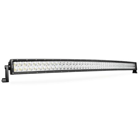 Nilight 50Inch 288w Curved LED Work Light Driving Fog Lamp