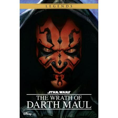 Star Wars: The Wrath of Darth Maul - eBook for $<!---->