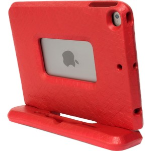 Kensington SafeGrip iPad Air 2 Rugged Protective Case for Kids, Red